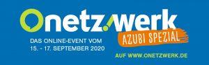Onetzwerk Azubi Spezial Banner