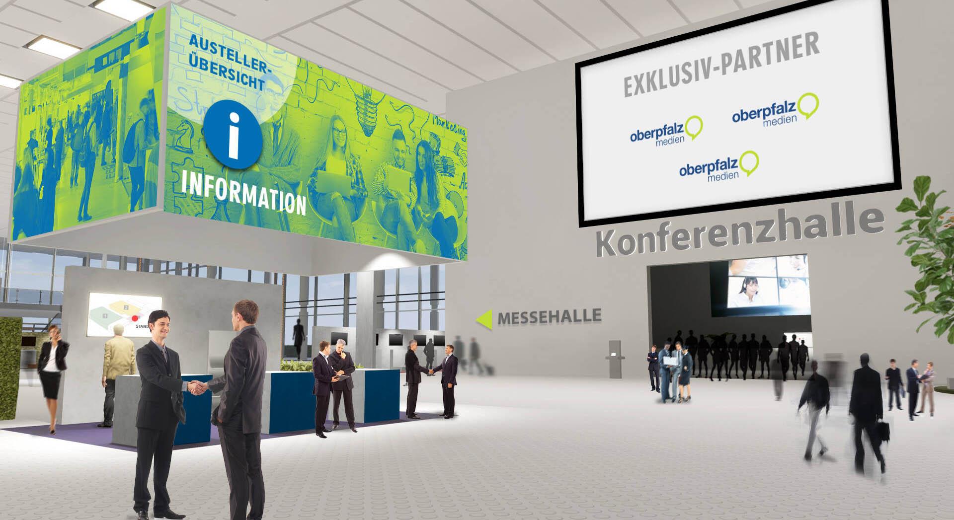 Online-Event mit Oberpfalz Medien