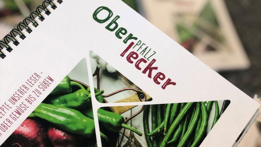 Titelseite Kochbuch Oberpfalzlecker